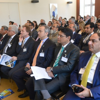 More than 90 participants joined the Bavarian-Pakistan conference at the Bavarian Ministry of Economic Affairs and Media, Energy and Technology on April 22nd 2016.